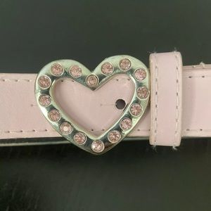 🌈Free w/ Bundle🌈 Circo Faux Leather Heart Belt